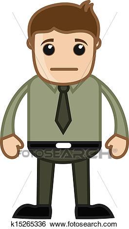 Business clipart professional. Clip art of sad
