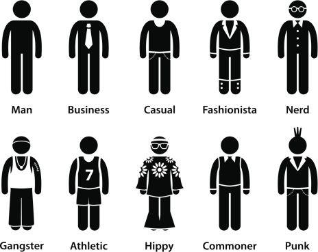 Characters clipart characteristic. Human stick figure clip