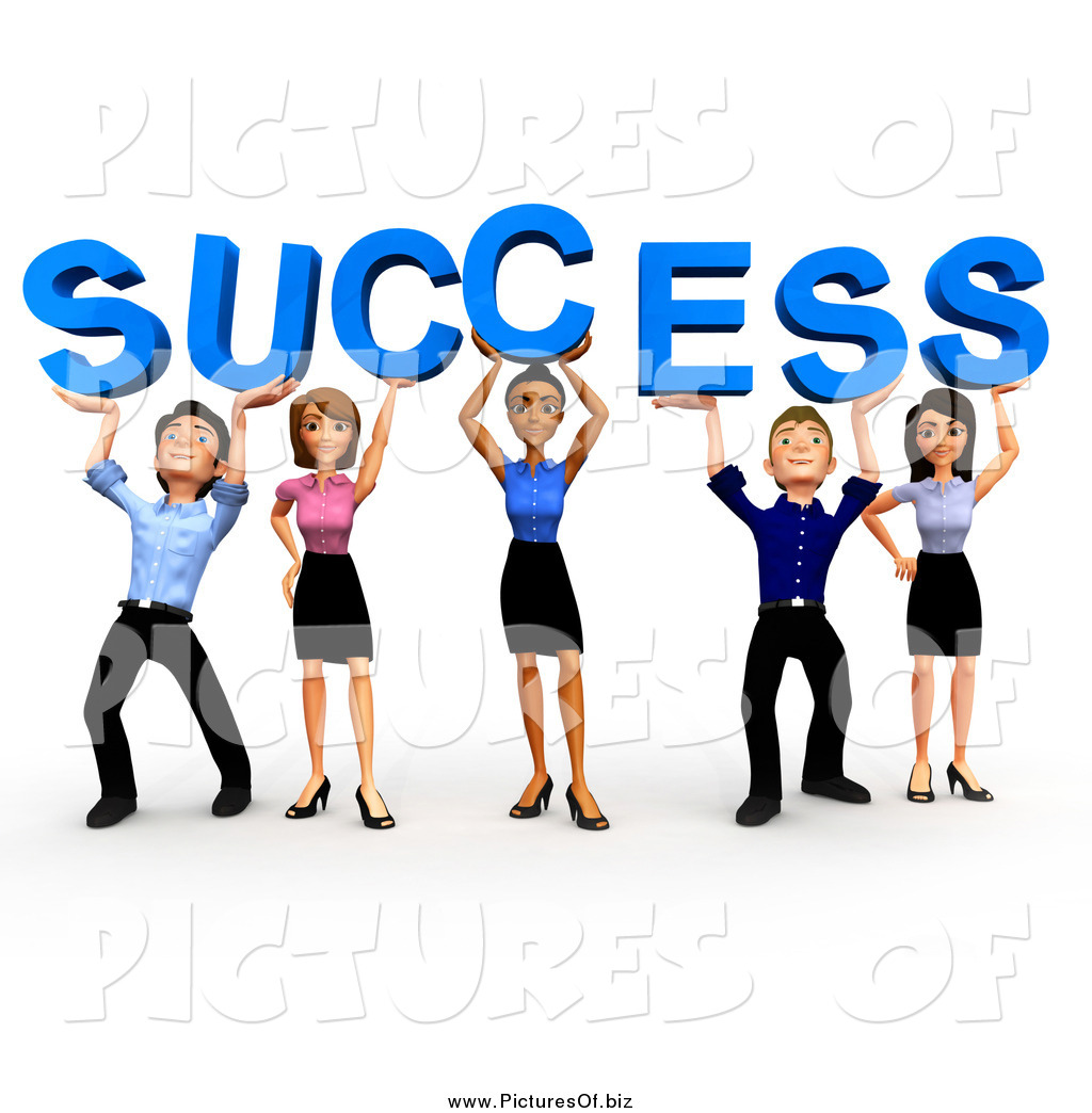 Business . Celebrate clipart success