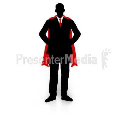 Guy super hero and. Business clipart superhero