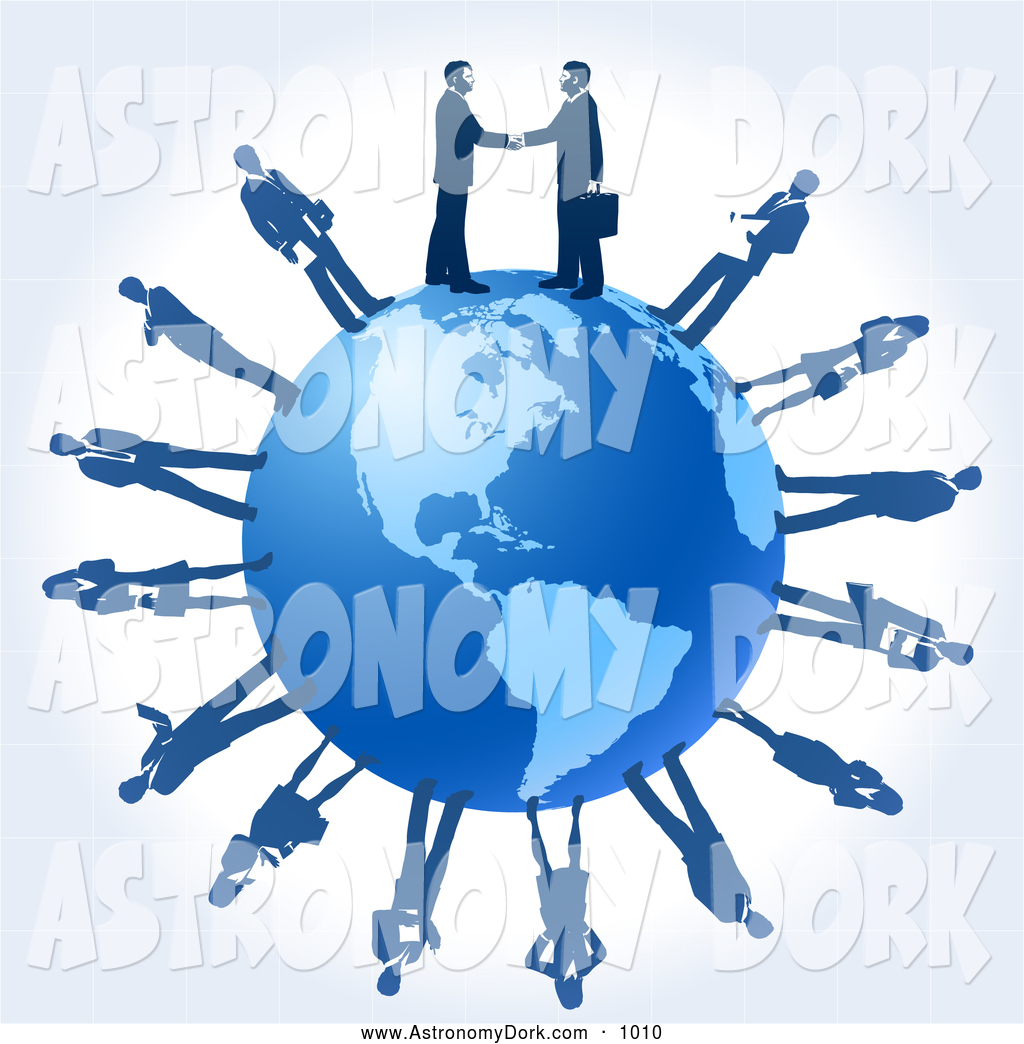 Business clipart trade. Royalty free world stock