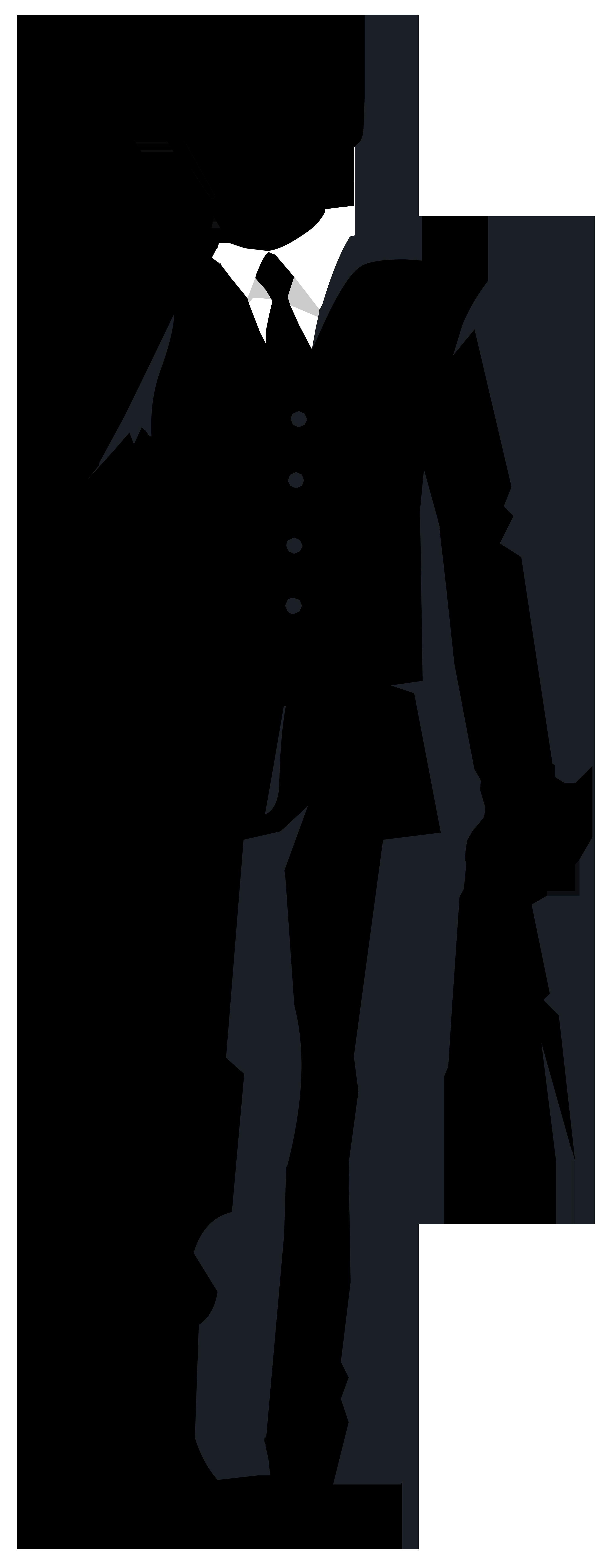 Businessman silhouette png transparent. Professional clipart buisness