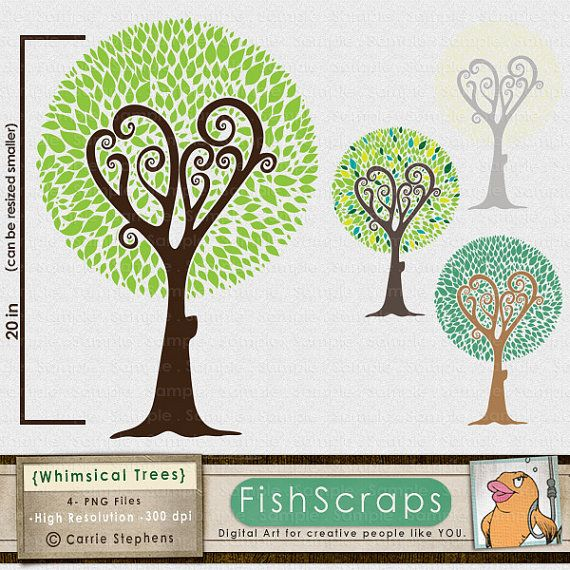 Business clipart tree. Printable clip art instant