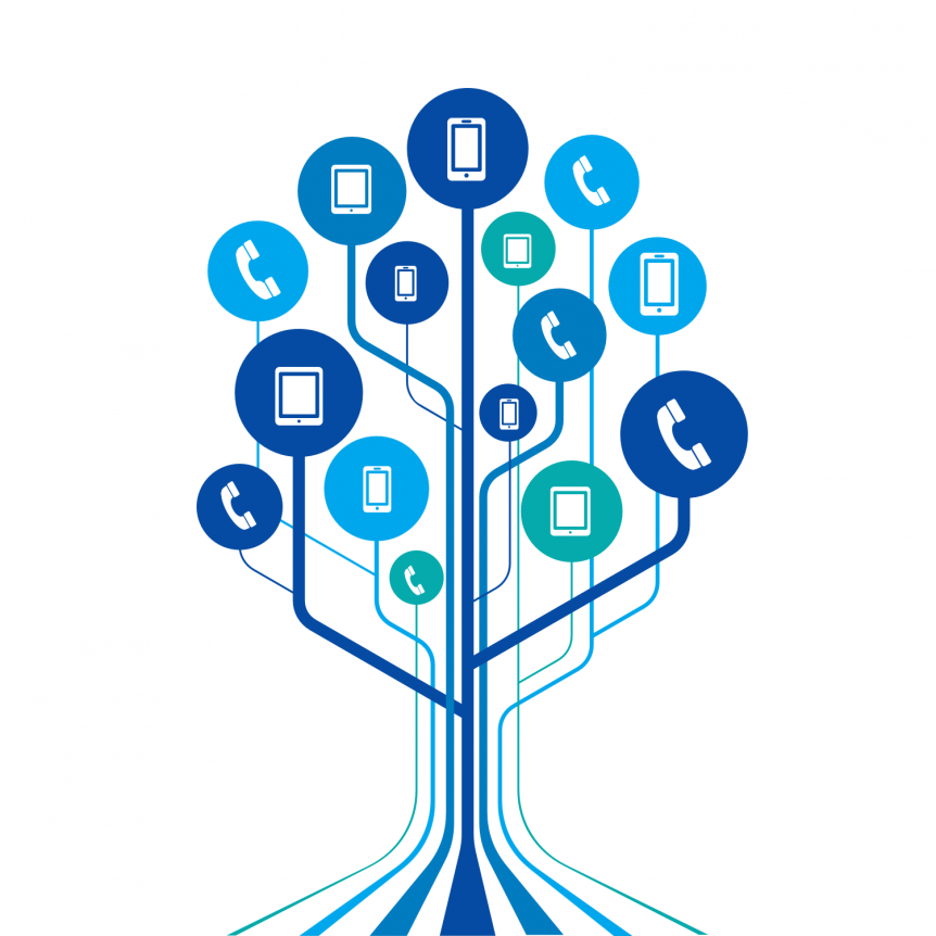 What makes the best. Business clipart tree
