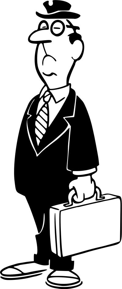 Businessman clipart. Design droide