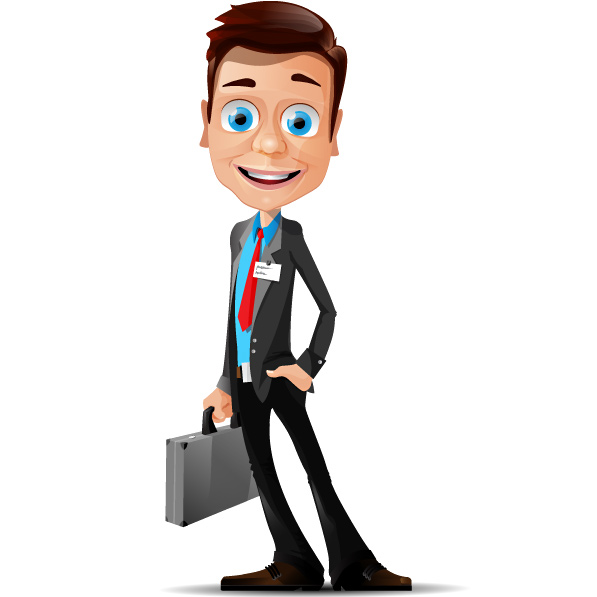 Businessman clipart business guy. Free man pic download