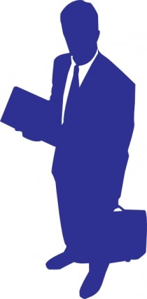 Man clip art panda. Businessman clipart business guy