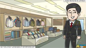 An acclaimed and inside. Businessman clipart businessman chinese