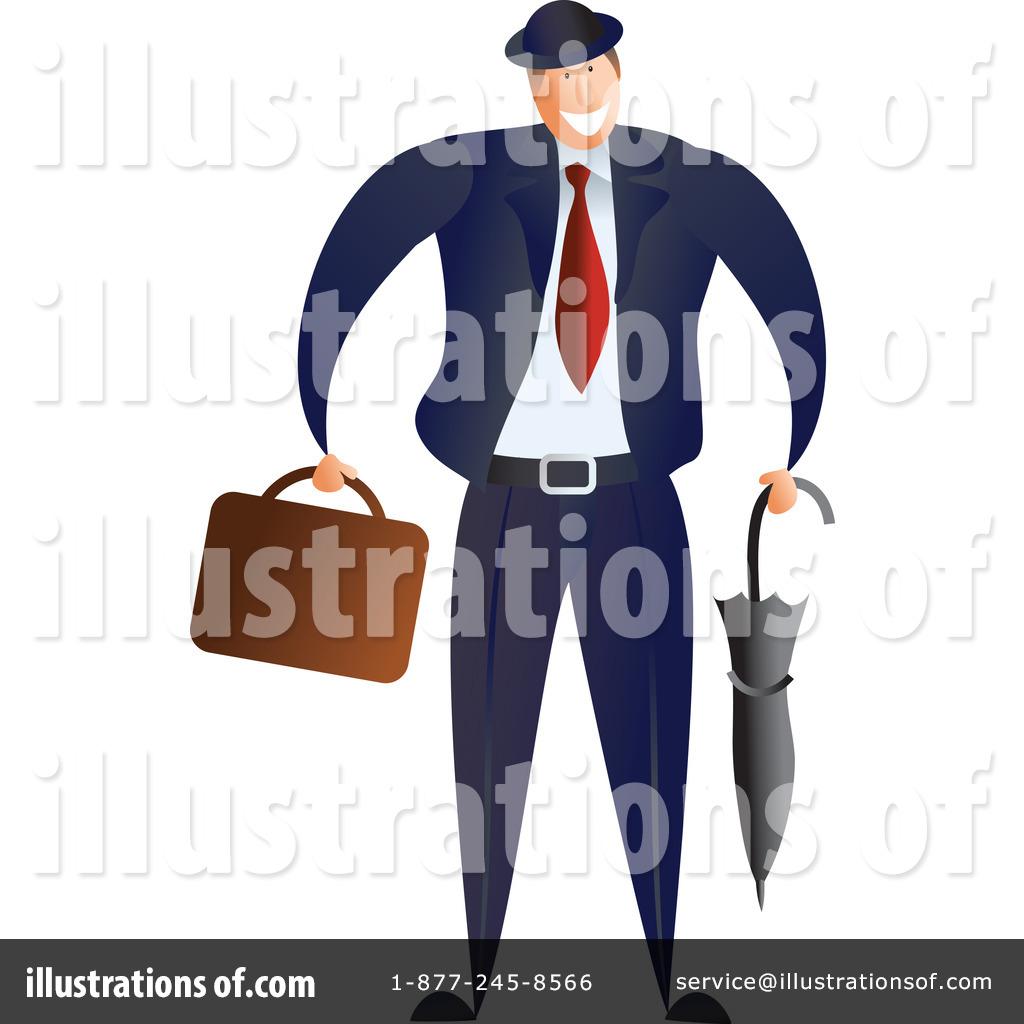 By prawny royaltyfree rf. Businessman clipart illustration