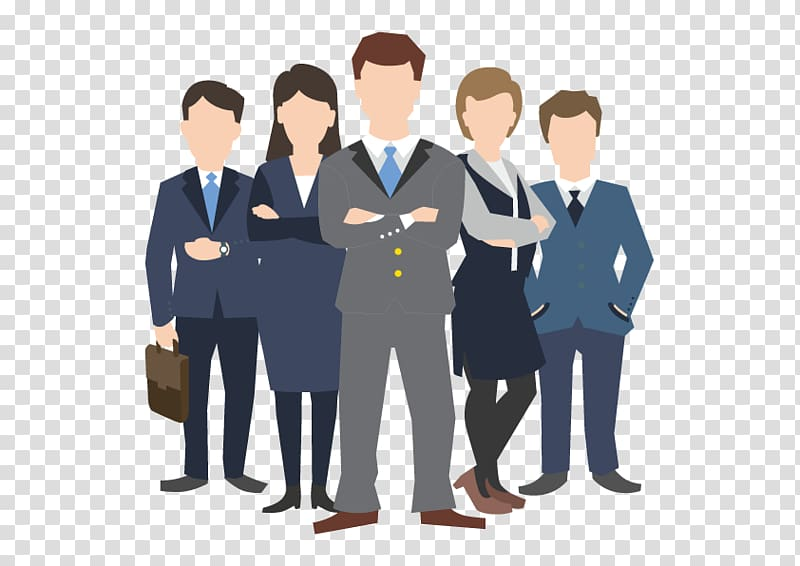 Businessman clipart marketing team. Business sales service technical