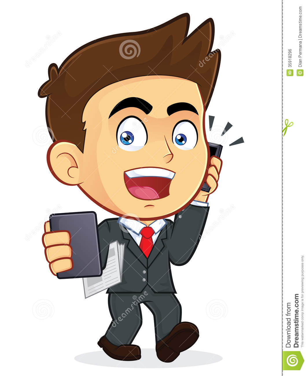 Businessman panda free images. Character clipart male