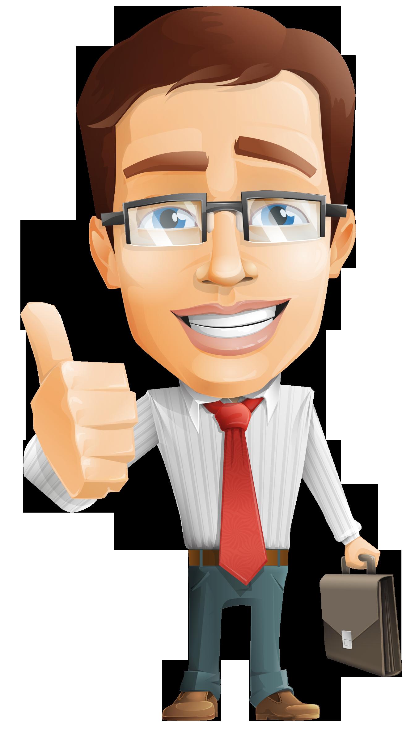 Vector character http www. Idea clipart businessman