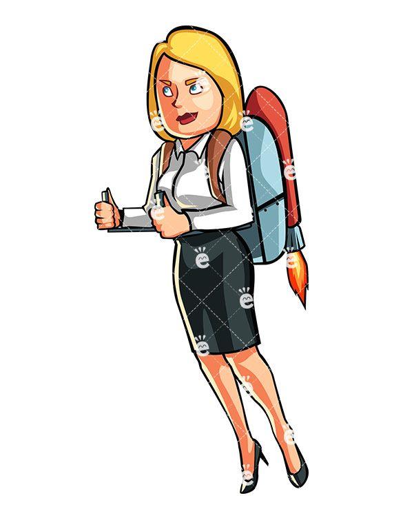 A business woman wearing. Businesswoman clipart female boss