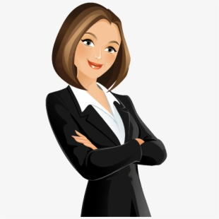 Free business woman cliparts. Businesswoman clipart person