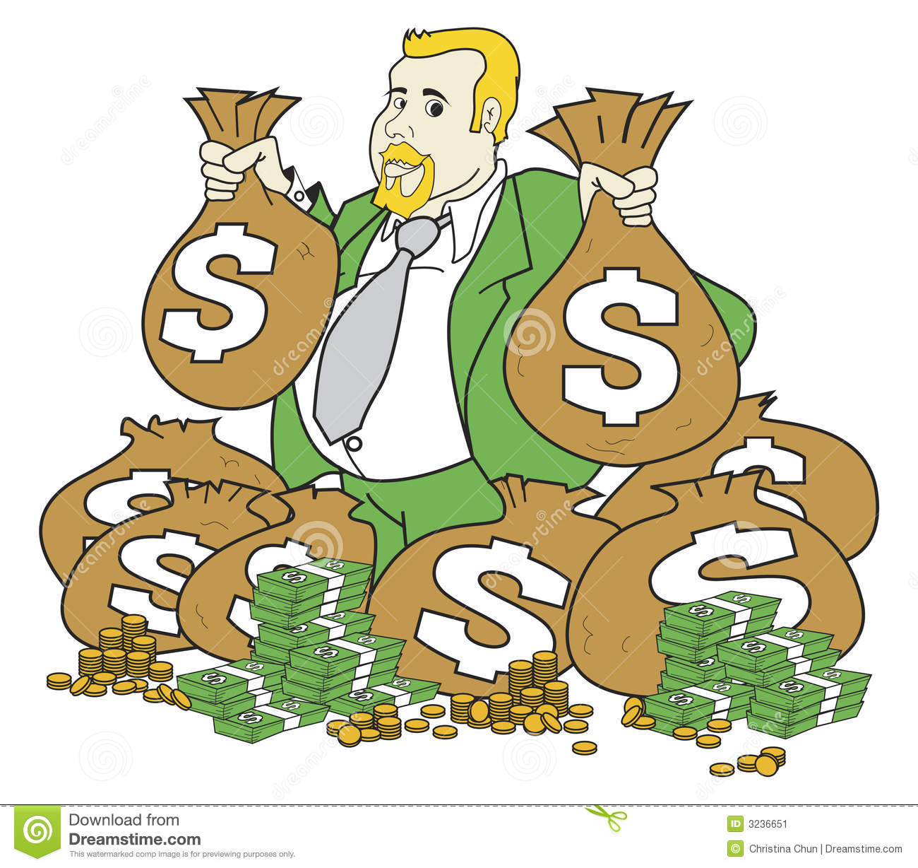 Businesswoman clipart rich.  collection of high