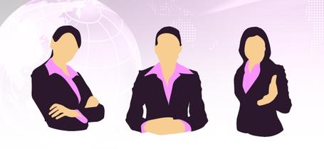 Businesswoman clipart success woman. Business download