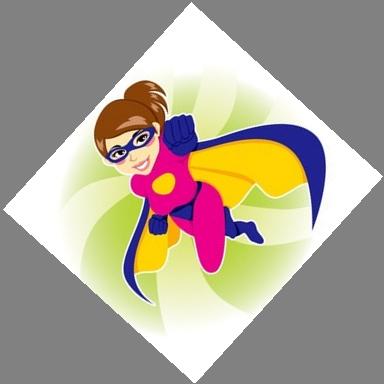 Businesswoman clipart superwoman. Super woman sketch clipartfest
