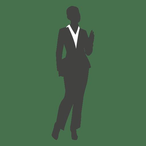 Businesswoman clipart transparent. Businessman happy silhouette png