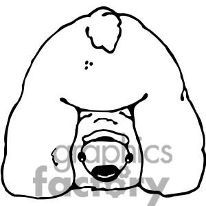 clip art images. Butt clipart face