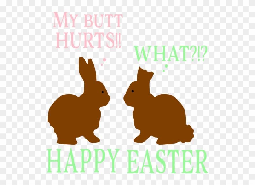 Easter my hurts pinclipart. Butt clipart hurt