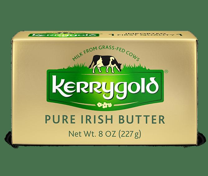 Salted kerrygold usa . Butter clipart buter