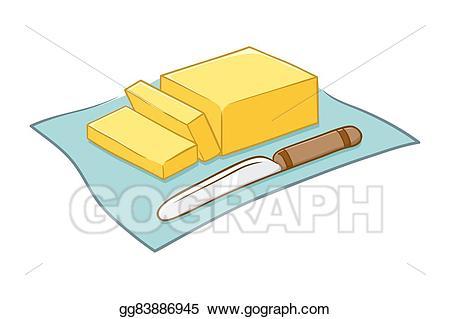 Butter clipart buter. Knife x free clip
