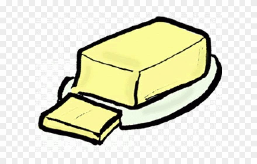 Png download . Butter clipart cartoon