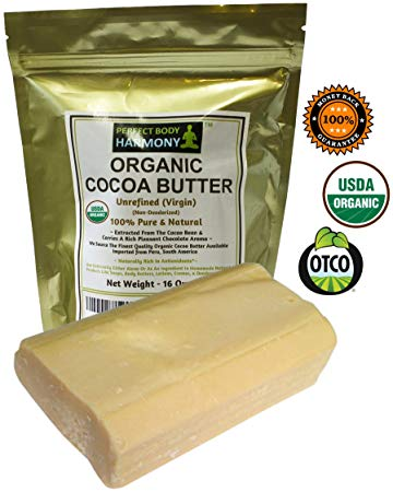 Butter clipart cocoa butter. Amazon com real certified