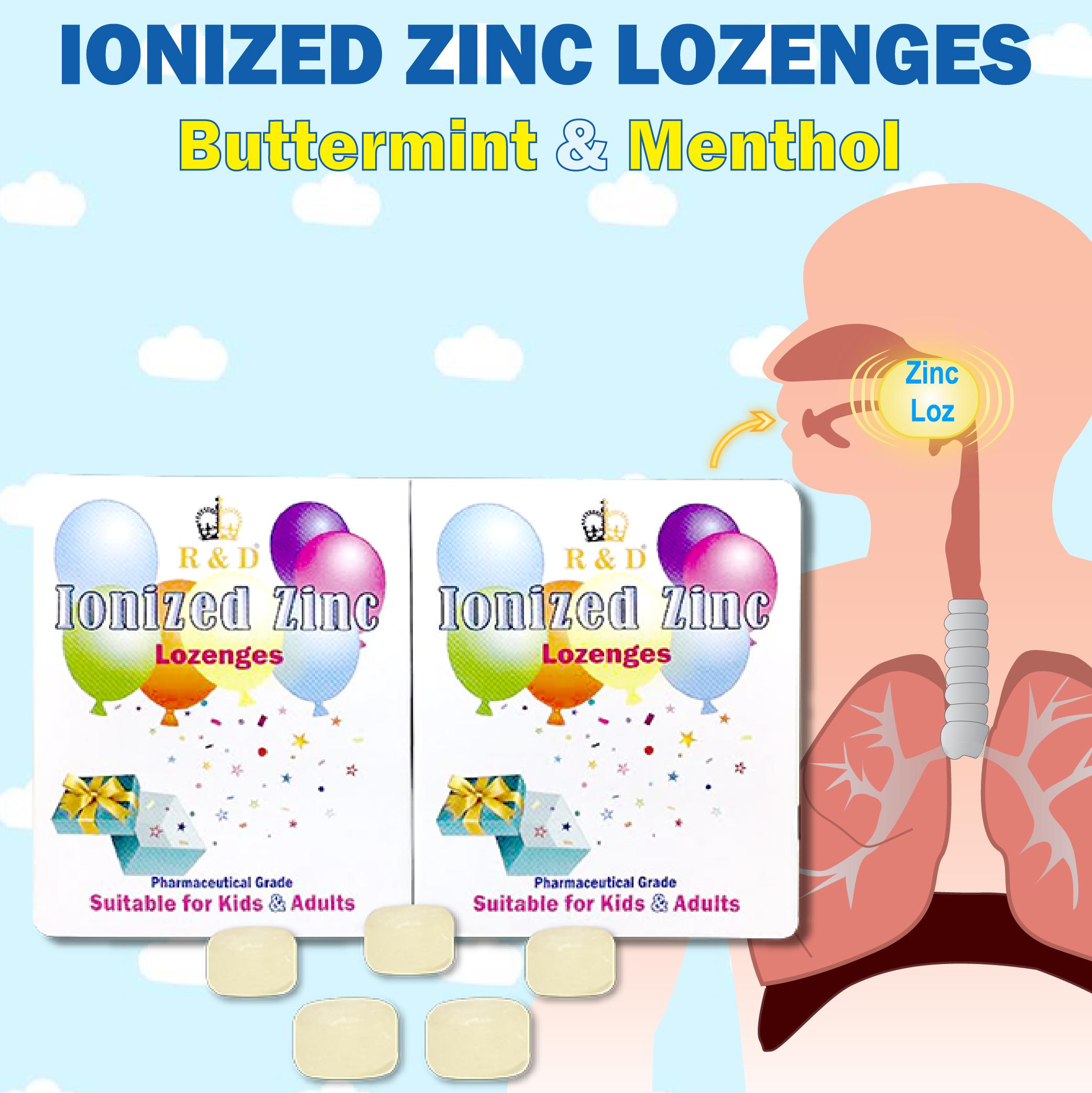 R d ionized zinc. Butter clipart grade a