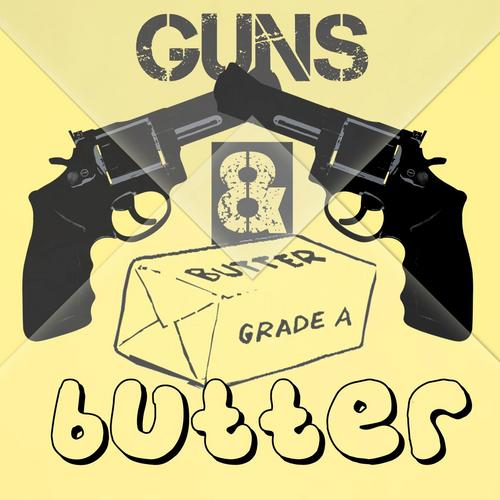 Guns butteryguns twitter. Butter clipart grade a