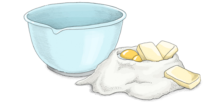 Brauns heitmann food colouring. Butter clipart smooth