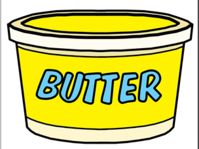 Sketch free on dumielauxepices. Butter clipart smooth