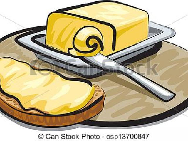 Butter clipart smooth. Outline free on dumielauxepices