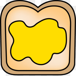 Butter clipart toast butter. Free download french white
