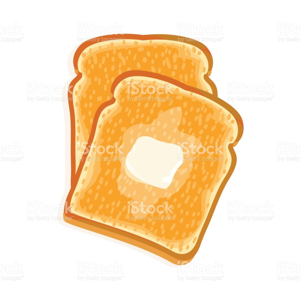 Unusual ideas with clipartxtras. Butter clipart toast butter