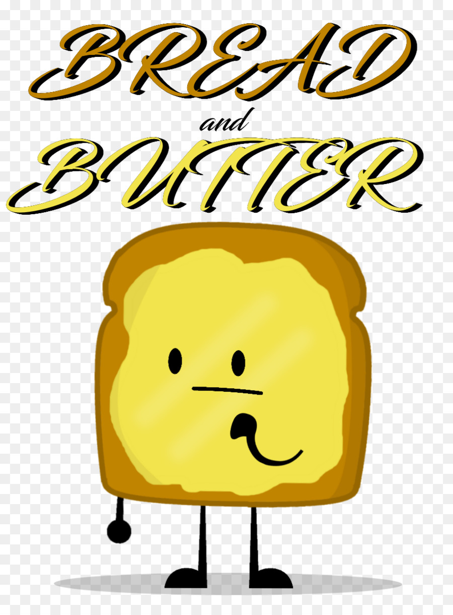 Icon background breakfast bread. Butter clipart yellow food