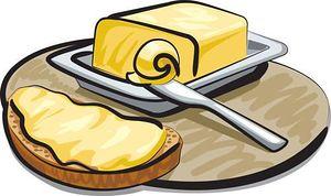 Clip art free panda. Butter clipart