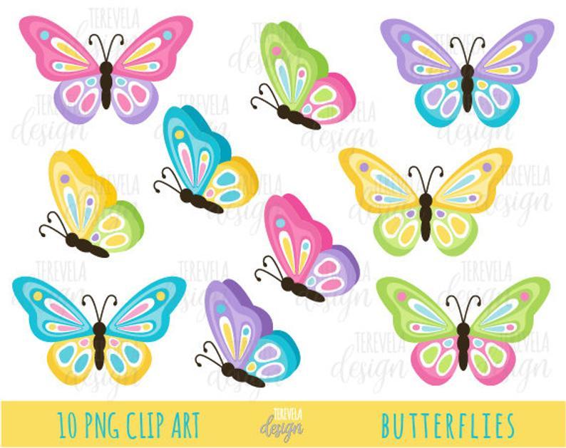 sale butterflies clip. Chain clipart butterfly