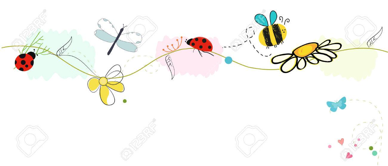 Clip art arts for. Clipart butterfly banner