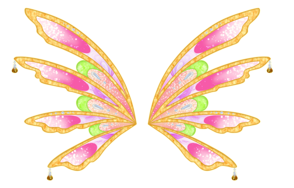 Cm wings by astralblu. Clipart butterfly enchanted