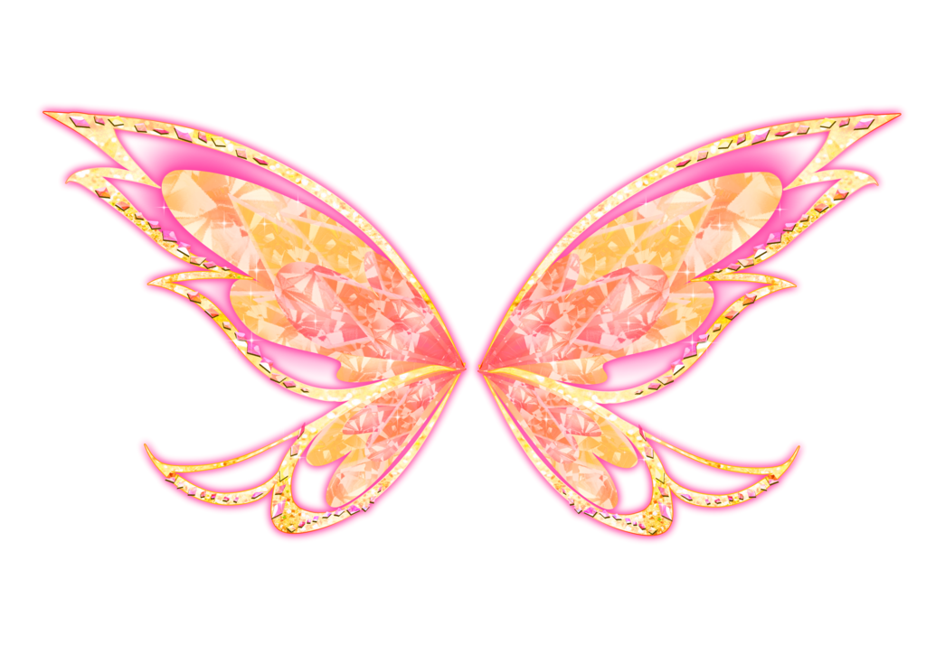Butterfly clipart enchanted. Com vicky tynix wings