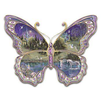 Butterfly clipart enchanted.  best clip art