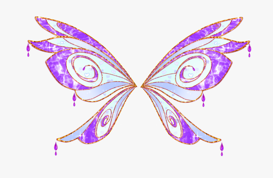 Illustration free . Butterfly clipart enchanted