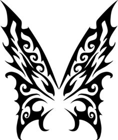 Butterfly clipart gothic, Butterfly gothic Transparent FREE