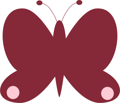 Clip art images red. Butterfly clipart heart