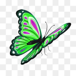 Butterfly clipart light green. Clip art transparent blue