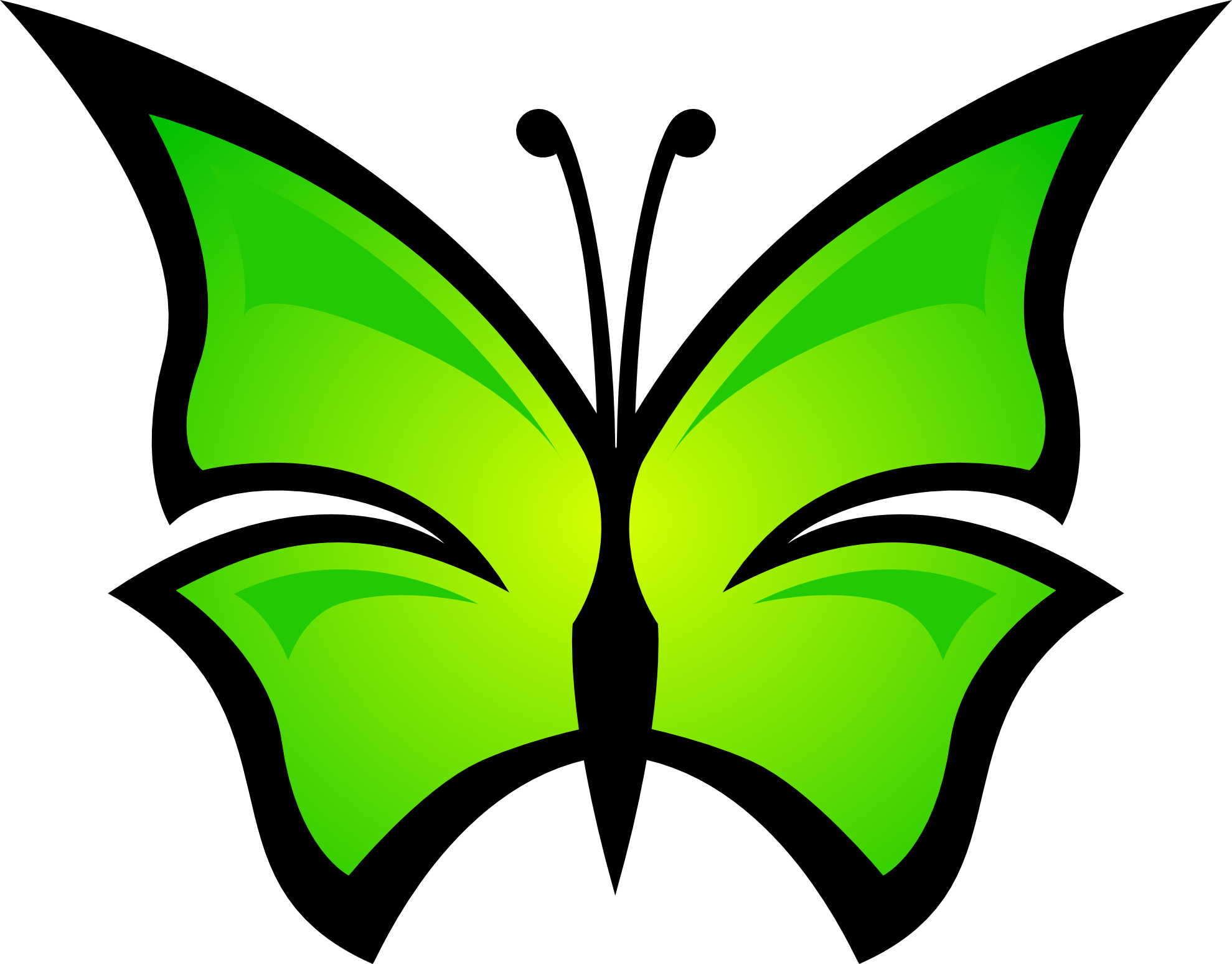 Png image free picture. Butterfly clipart light green