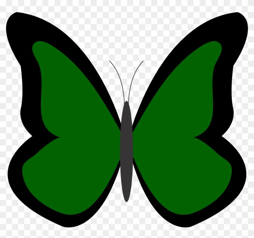 Butterfly clipart light green. Indigo pink in