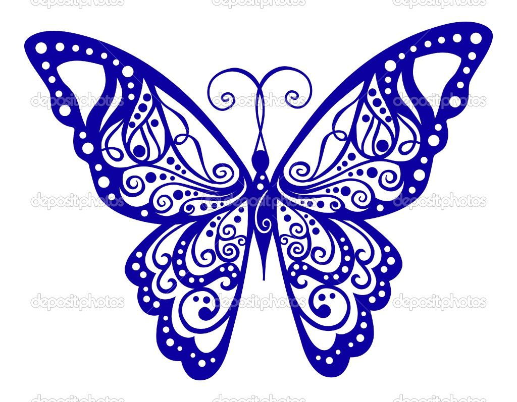 Clipart butterfly mandala. Silhouette google search