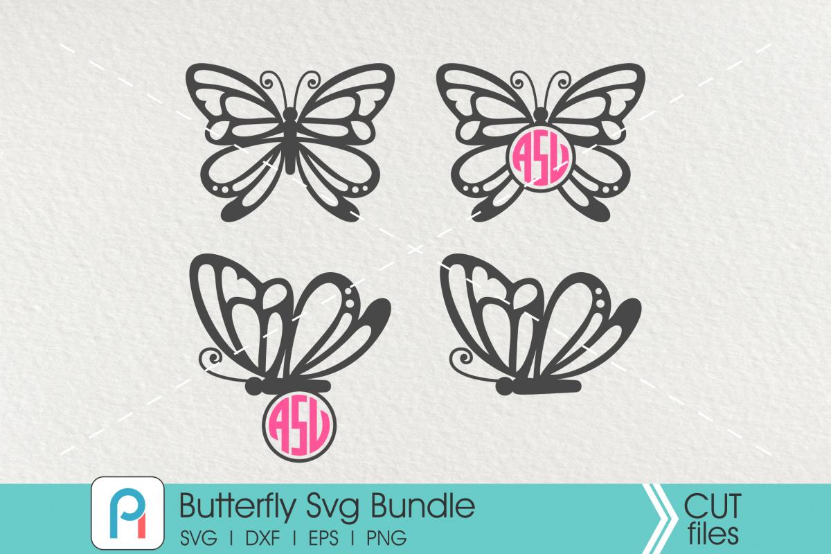 Butterfly svg clip art. Butterflies clipart monogram
